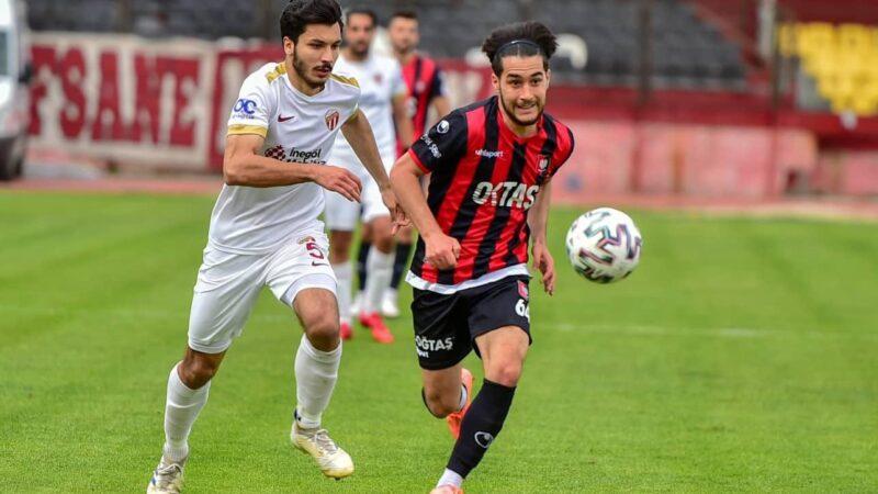 Bursa ekibi 2.Lig'de kaldı mı? Nefes kesen maç bitti…