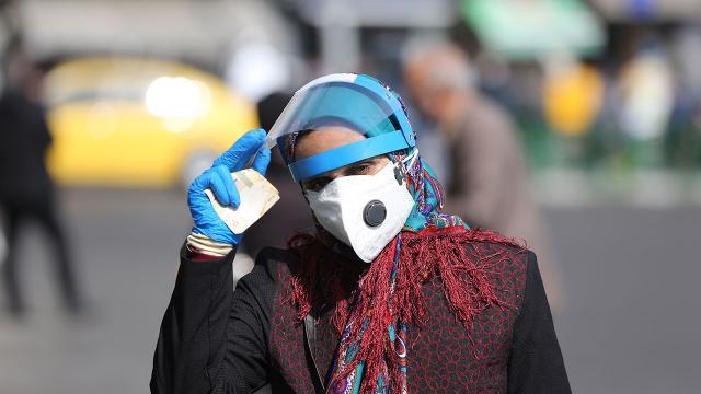 İran'da son 24 saatte 208 can kaybı