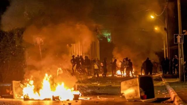 İsrail, Lid'de kontrolü tamamen kaybetti! Kentte OHAL ilan edildi