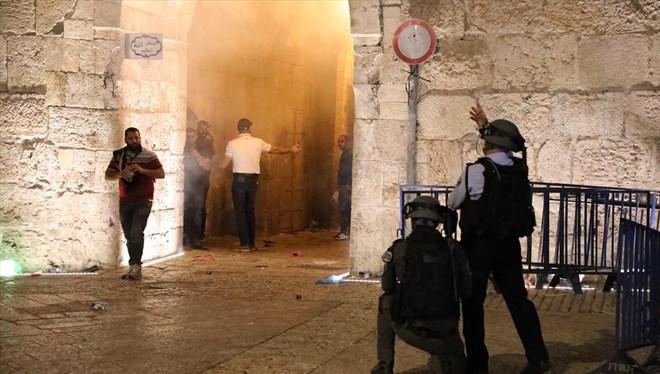 İsrail'den bir saldırı daha!