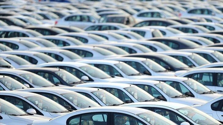 Türkiye'nin binek otomobil ihracatı arttı