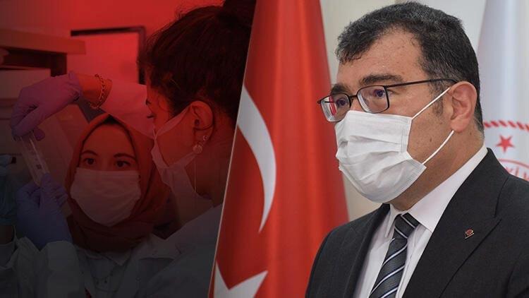 TÜBİTAK Başkanı Prof. Dr. Hasan Mandal açıkladı! Yerli aşıda DSÖ müjdesi