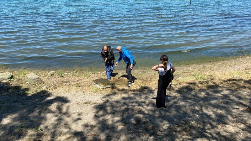 İznik gölünde büyük keşif