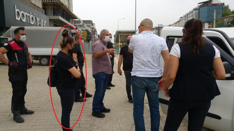 Bursa'da KADES butonuna bastı; 5 dakikada gelen polisler kurtardı