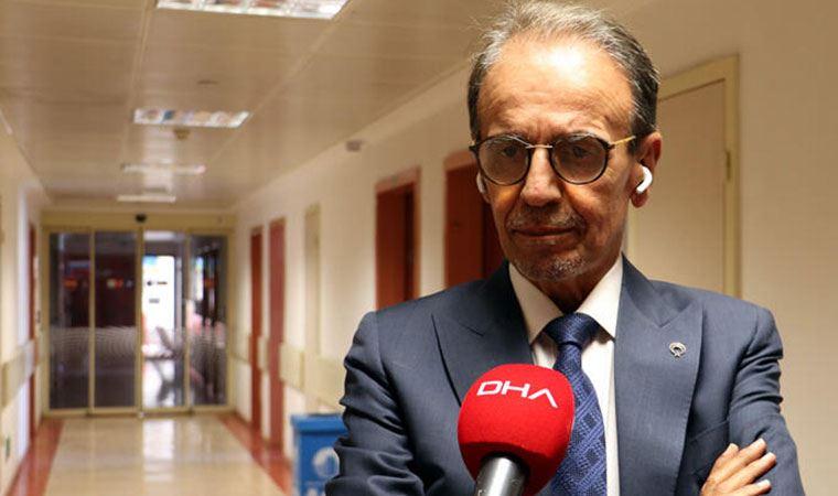 Prof. Dr. Mehmet Ceyhan tarih vererek riski açıkladı