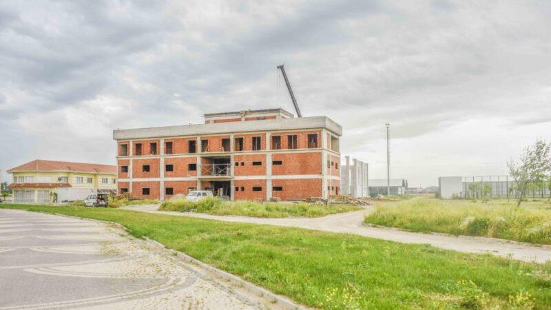 Bursa'ya yeni tesis!