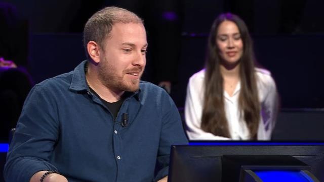 Milyoner'de sevgilisine evlilik teklifi eden yarışmacı, Sihirli Annem'in oyuncusu çıktı