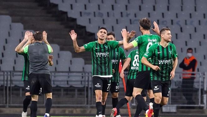 Bursaspor'un son rakibi belli oldu! İşte 1.Lig'in yeni takımı…
