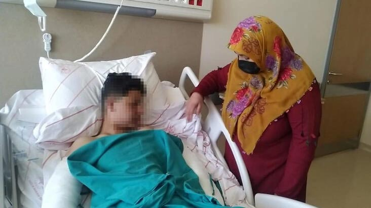 Dehşet! 15 yaşındaki çocuğu kaçırıp işkence ettiler
