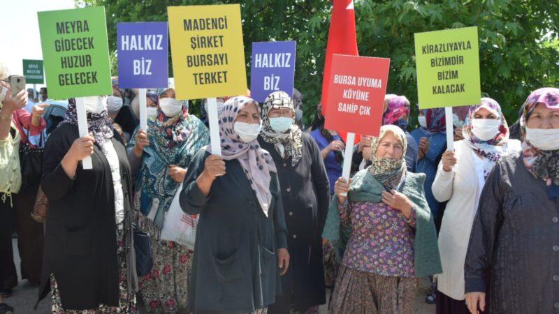 Bursa'nın o köyünde büyük isyan!