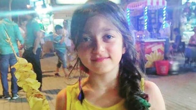 13 yaşındaki Pınar maganda kurşunu kurbanı