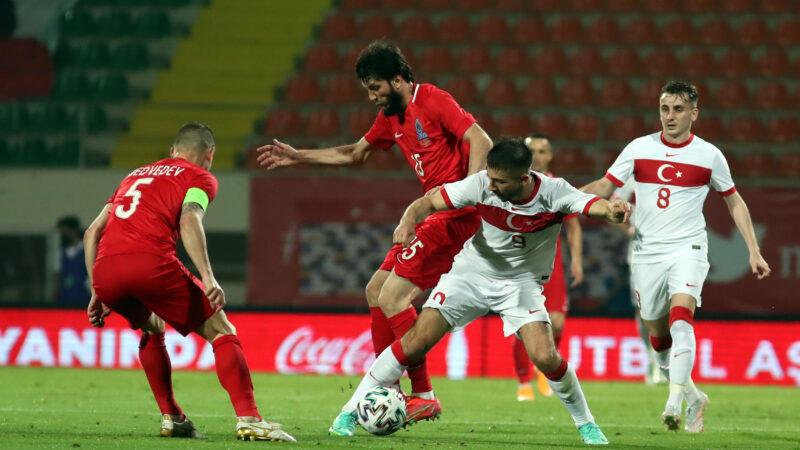 Milliler'den ilk prova! Azerbaycan maçı nasıl bitti?