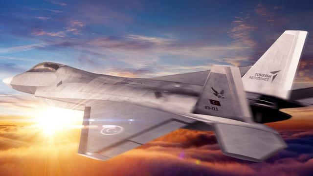 Milli savaş uçağını ASELSAN donatacak