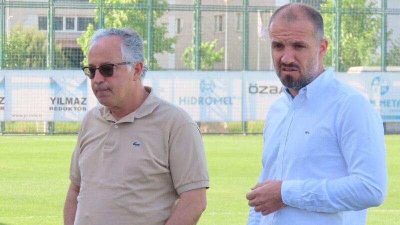 Bursa futbolunda nefesler tutuldu! Mustafa Er'den sürpriz ziyaret…