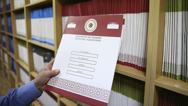 OHAL komisyonu 115 binden fazla başvuruyu sonuçlandırdı