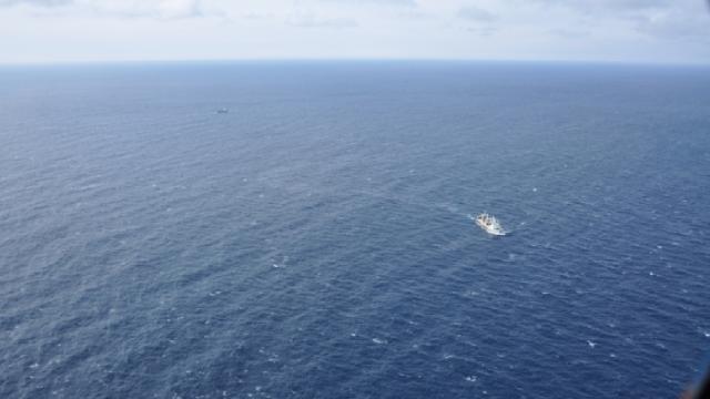 Rus gemisi ile Japon balıkçı teknesi çarpıştı: 3 ölü