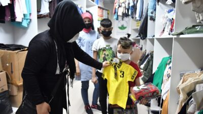 Osmangazi'den çocuklara bayram hediyesi