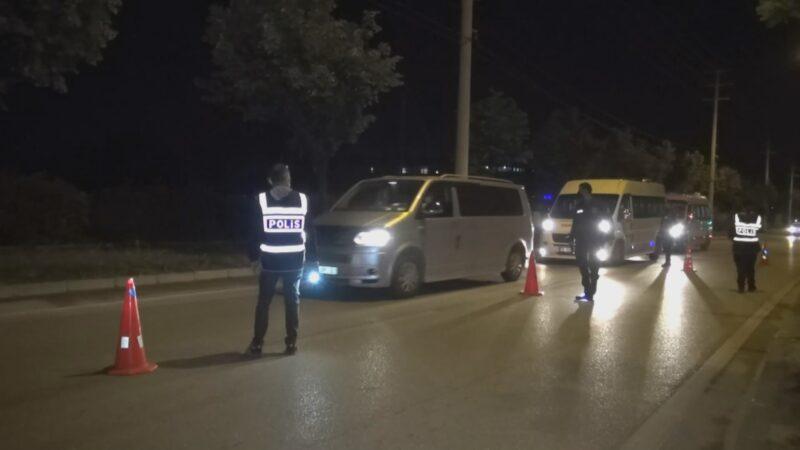 Bursa'da alkollü sürücü dehşet saçtı! 'Eşim beni böyle görürse boşar'