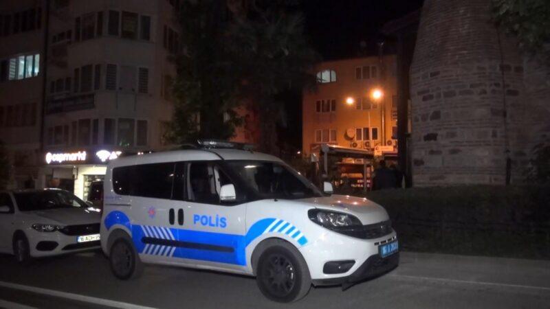 Bursa'da hırsızlar caminin aydınlatmasını çaldı…