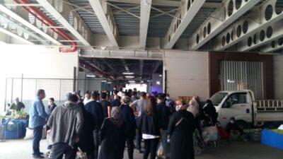 Bursa'da 8 gün sonra açıldı! İzdihama sebep oldu