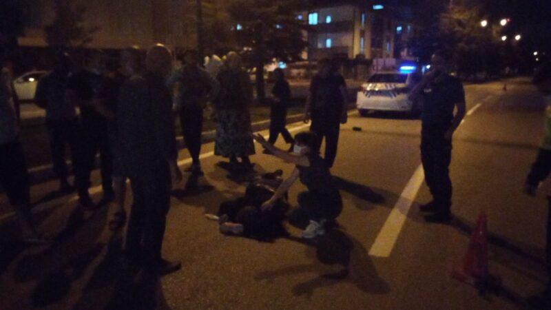 Yer: Bursa… Polisten kaçarken çarpıp ölüme terk etti