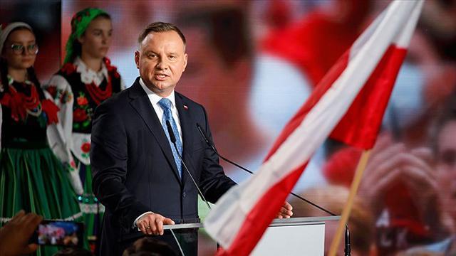 Polonya Cumhurbaşkanı Türkiye'ye geliyor