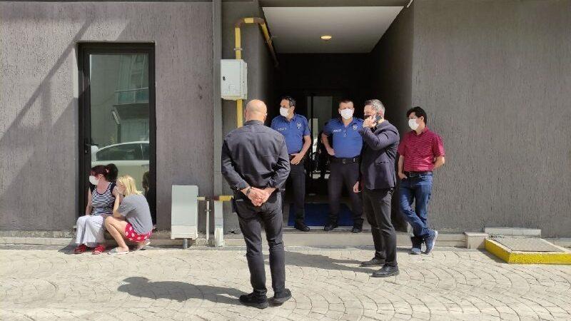 Bursa'da korkunç olay! Şakasını yapıyordu gerçek oldu