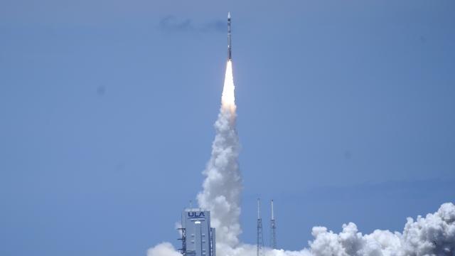 ABD, füze uyarı uydusunu uzaya fırlattı