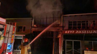 Bursa'da bir ayda 2 kez yandı