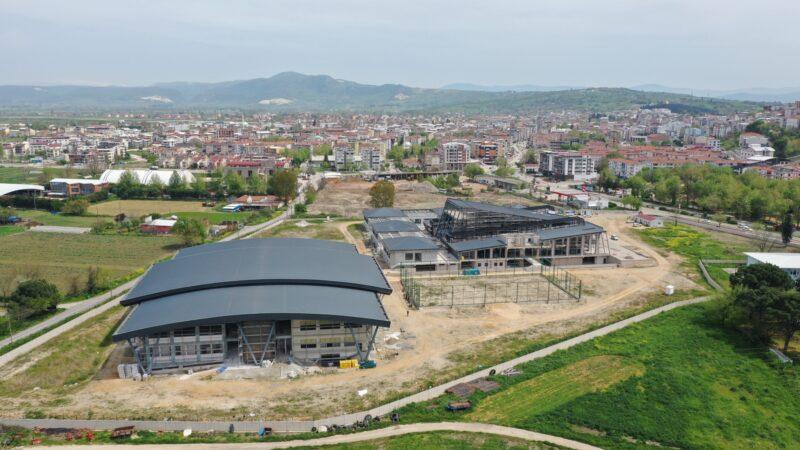 Bursa'ya ayrıcalıklı tesis!