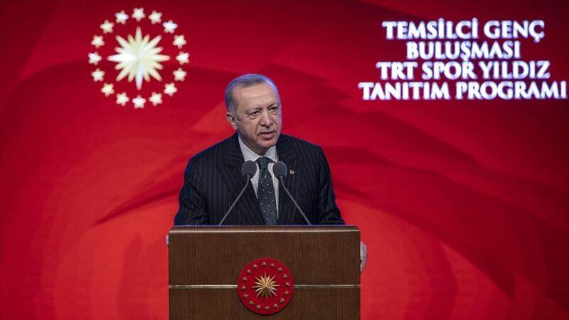 Cumhurbaşkanı Erdoğan açıkladı; Bu akşam saat 19.19'da…