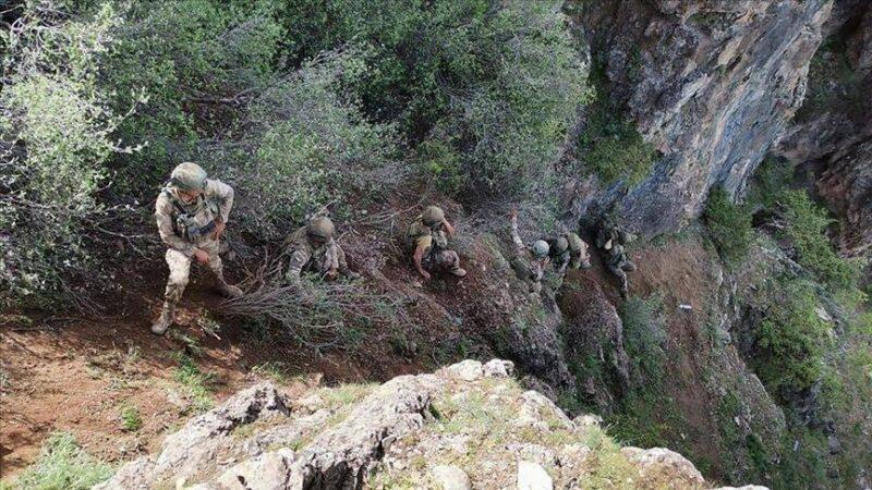MSB açıkladı! 2 PKK'lı etkisiz…