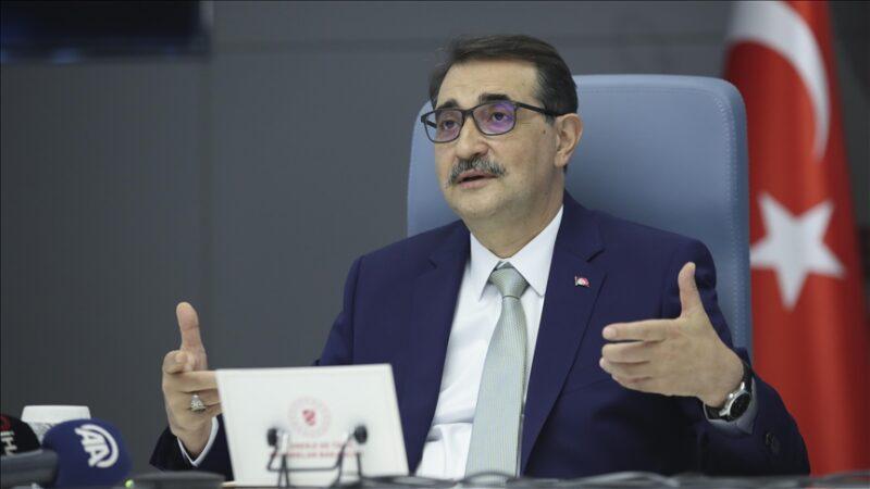 Bakan Dönmez'den petrol keşfi değerlendirmesi