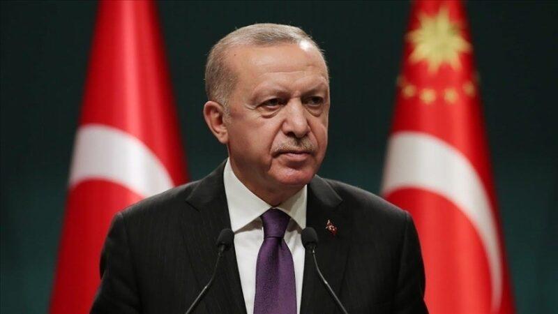 Cumhurbaşkanı Erdoğan'dan Çerkes Sürgünü'nün 157. yılına ilişkin paylaşım