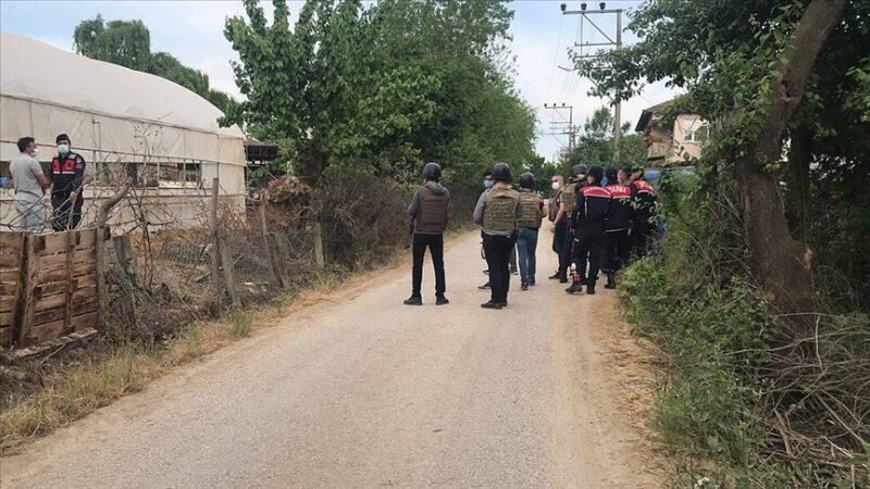 Rehine krizi! 1 kişiyi öldürdü, 3'ü jandarma 6 kişiyi yaraladı