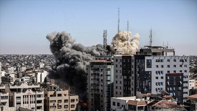 AP Başkanı ve CEO'su Pruitt: İsrail saldırısı karşısında şoke olduk ve dehşete düştük
