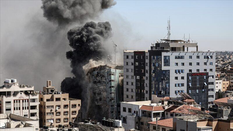 Al Jazeera'den İsrail'in saldırısına tepki