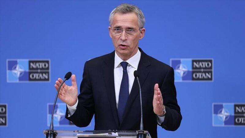 Stoltenberg'den Rusya açıklaması: NATO tetikte
