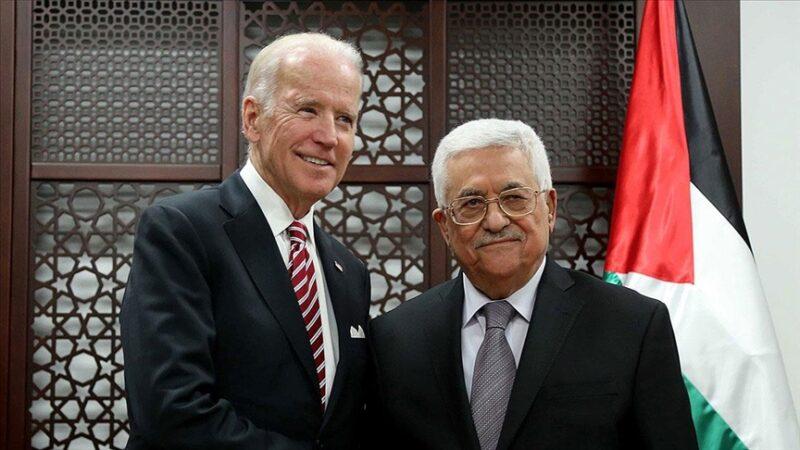 Biden ve Abbas arasında kritik temas