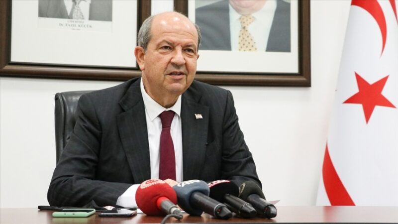 Ercan Havalimanı'nın ismi değişiyor mu? Tatar son noktayı koydu