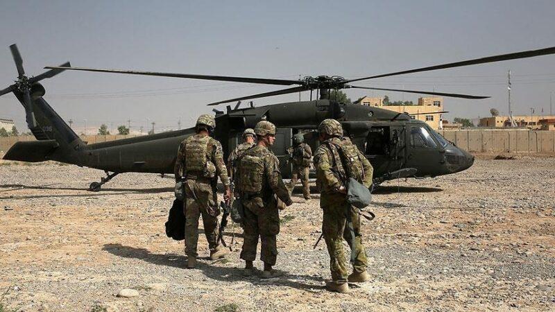 Resmen başladı! ABD ve NATO askerleri çekiliyor