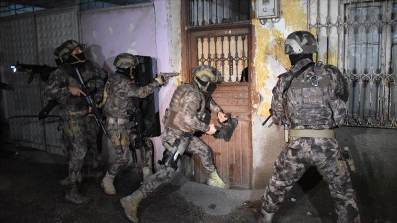 PKK'ya operasyon: 29 gözaltı