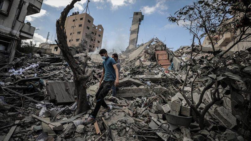 Gazze'de can kaybı 227'ye yükseldi