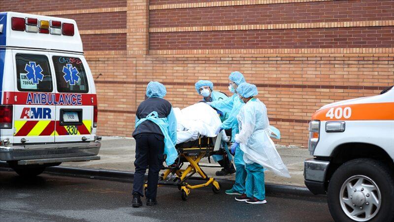 ABD'de 471 kişi daha koronavirüsten öldü