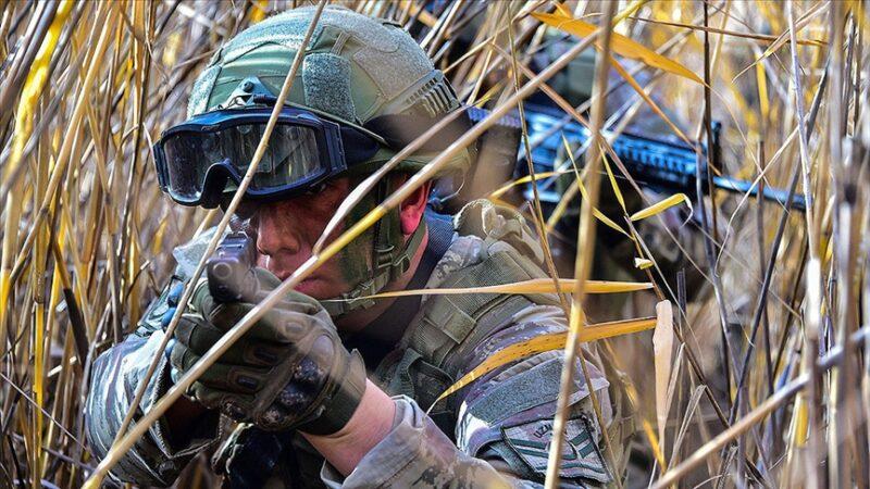 MSB açıkladı! 2 PKK/YPG'li etkisiz…