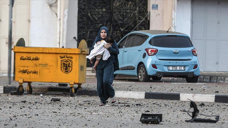 İsrail saldırılarında can kaybı 43'e yükseldi!