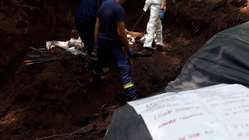 Bosna Hersek'te yeni toplu mezar bulundu
