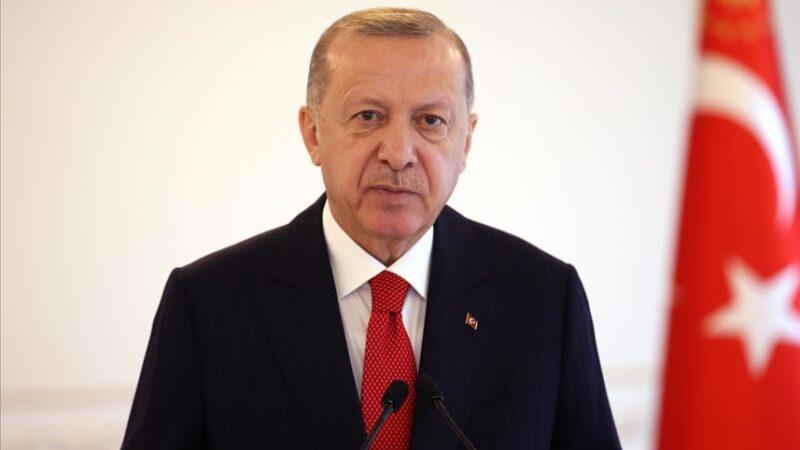 Cumhurbaşkanı Erdoğan'ın Filistin diplomasisi sürüyor