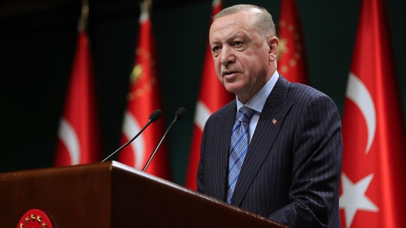 Cumhurbaşkanı Erdoğan duyurdu; Ay sonuna kadar sürecek…