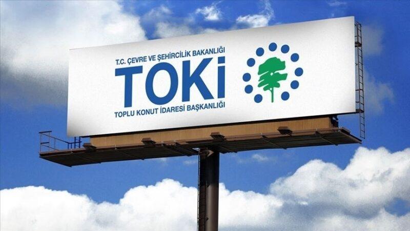 TOKİ'den satılık 285 konut…